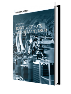 Download robots cobots and human labor book cover