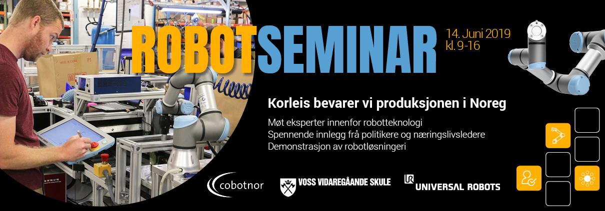 Robot Seminar Voss Cobotnor