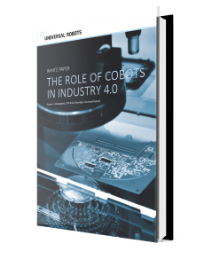 The role of cobots in industry 4.0 book
