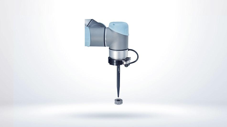 Robot industrial de Atornillado