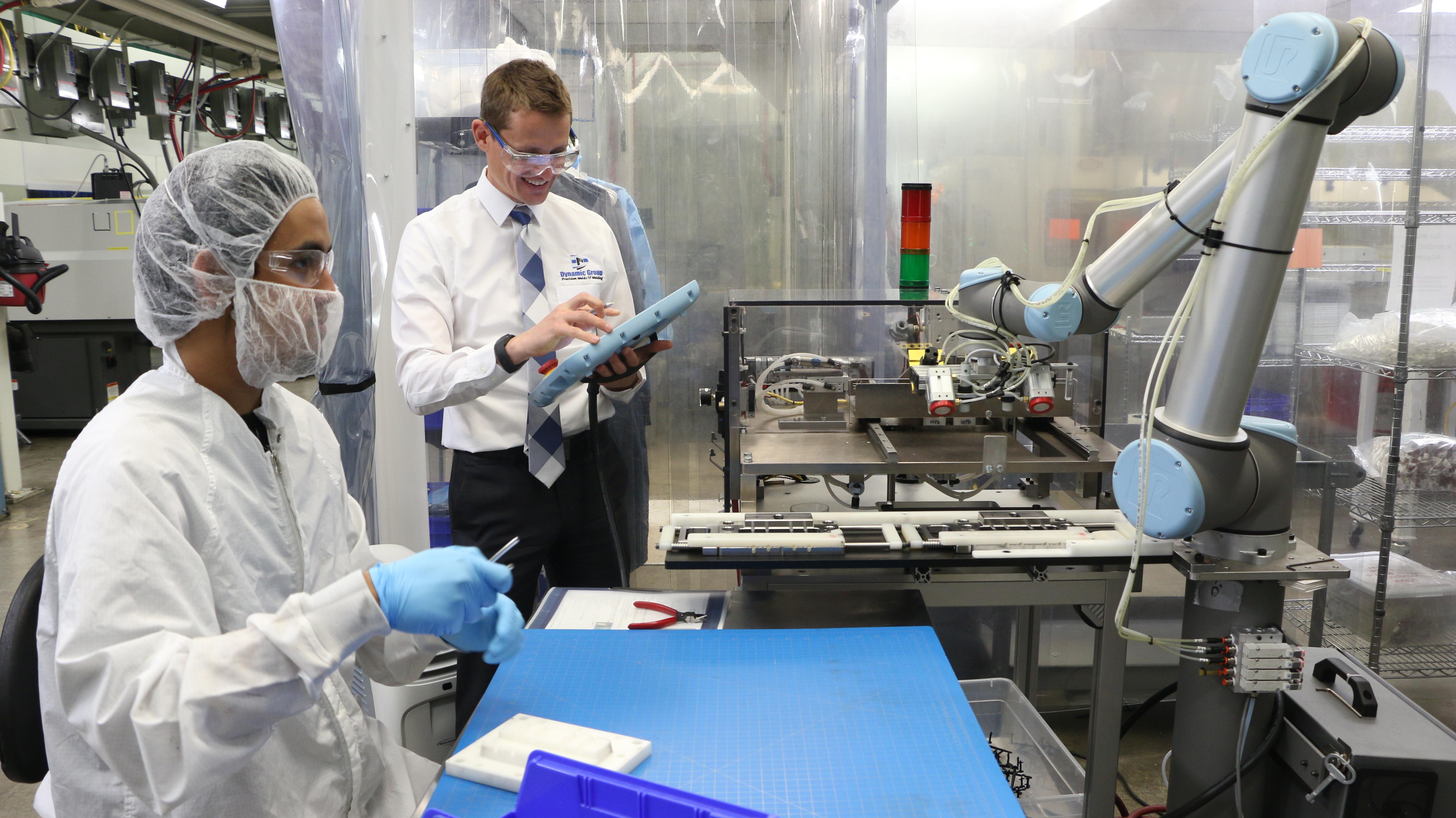 analyse risques robotique collaborative