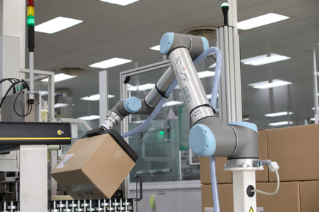 robot palettiseur