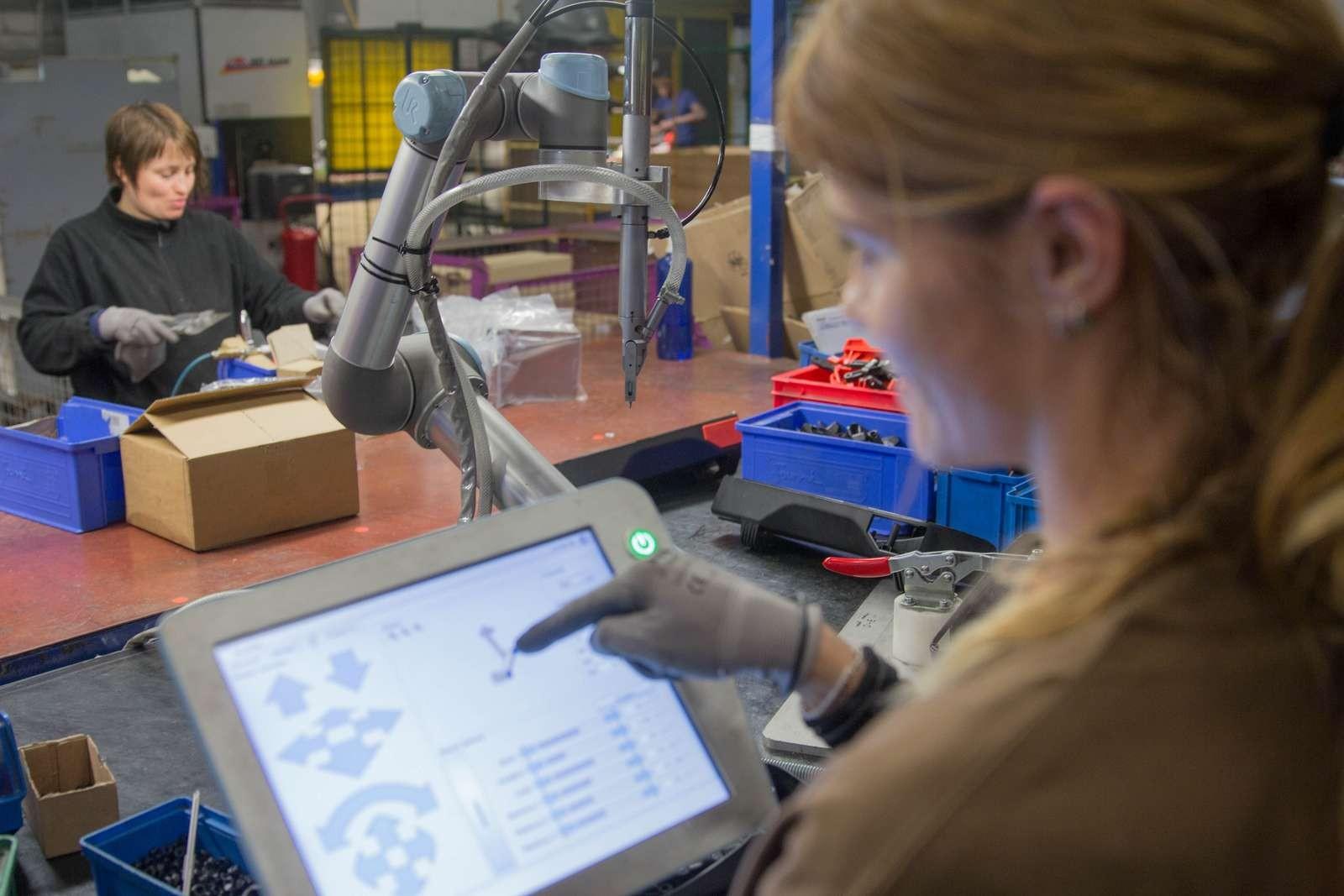 industria 4.0 automatizacion