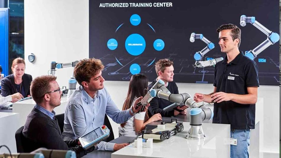 Universal Robot Academy